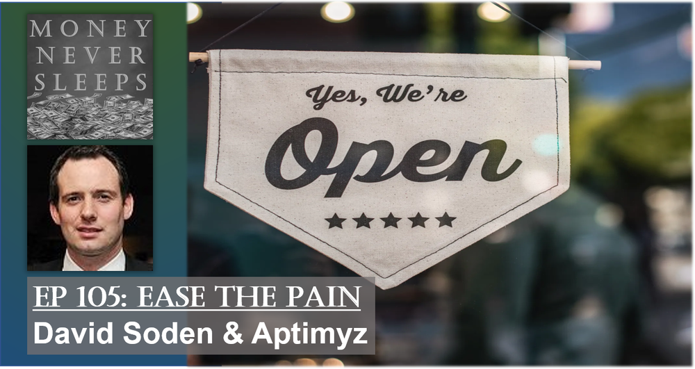 105: Ease the Pain: David Soden and Aptimyz