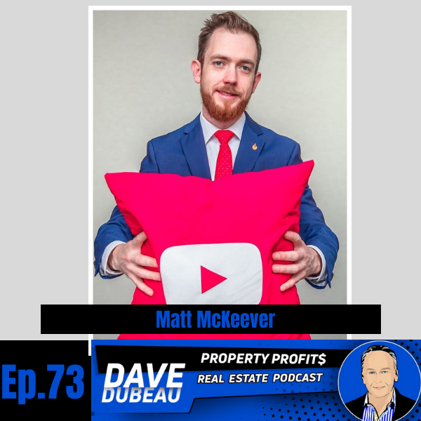 Youtubing To Real Estate Success with Matt McKeever Image