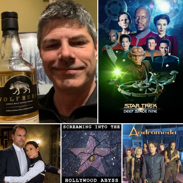 Take 11 - Writer Robert Hewitt Wolfe, Star Trek, Alphas, Elementary