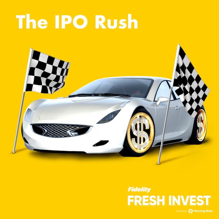 The IPO Rush