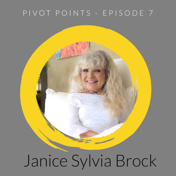 The healing power of art (with Janice Sylvia Brock)