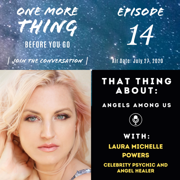 That Thing About Angels Among Us, with a Celebrity Psychic FULL EPISODE Image