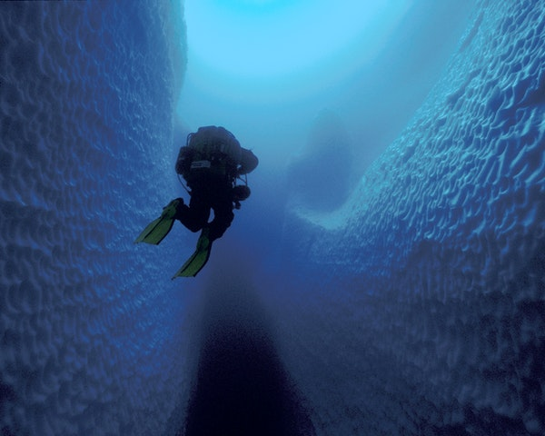 Staying Alive in the Underworld, Part Two: Jill Heinerth On A Life Diving the Deepest Caves On The Planet Image