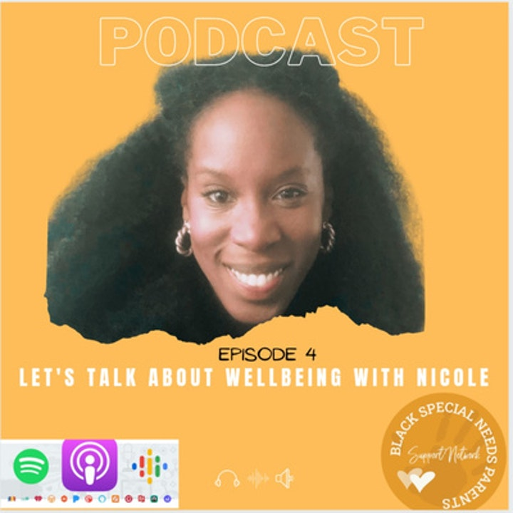 Let's Talk About Wellbeing with Nicole
