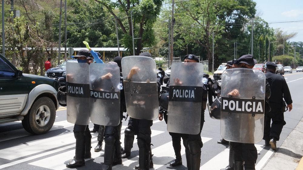 """HRW pide intervenir a la ONU ante la """"campaña de violencia"""" de Ortega"""