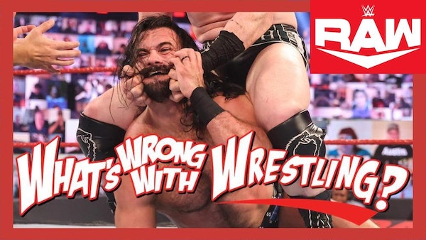 BEST FRIENDS FOR NEVER - WWE Raw 3/8/21 & SmackDown 3/5/21 Recap Image