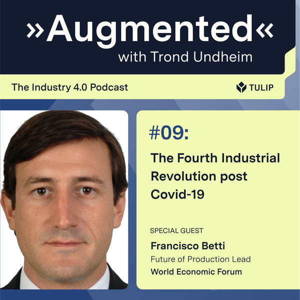 The Fourth Industrial Revolution post-COVID-19 Image