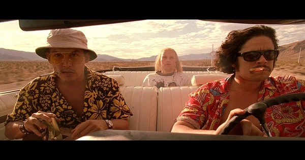 Midweek Mention... Fear And Loathing in Las Vegas Image
