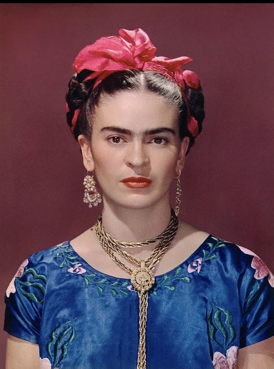 Frida Kahlo : the enigma.