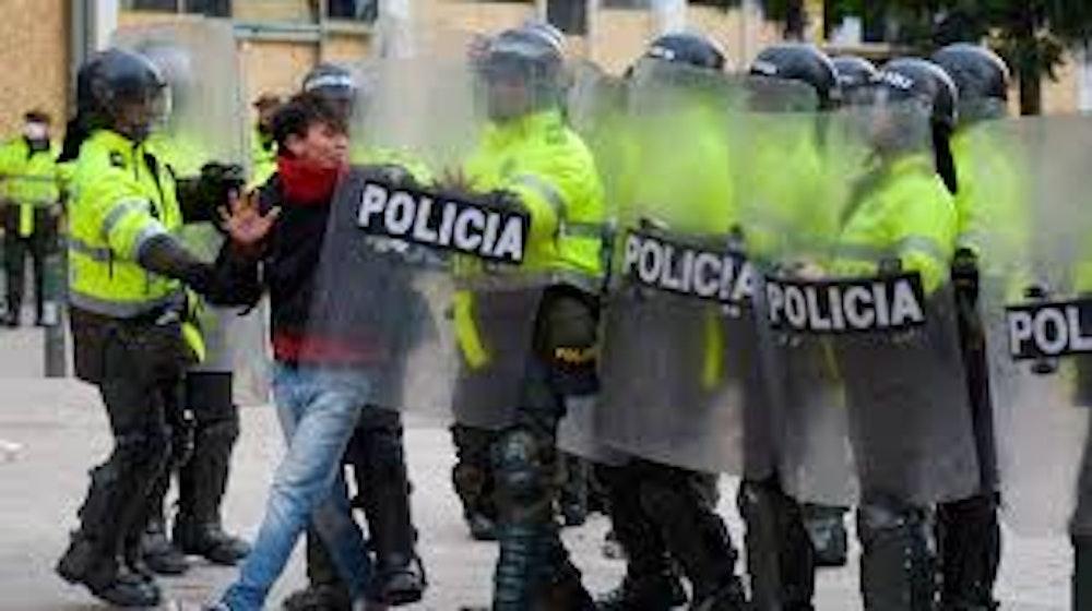 ABC del nuevo protocolo para control de protestas callejeras en Colombia