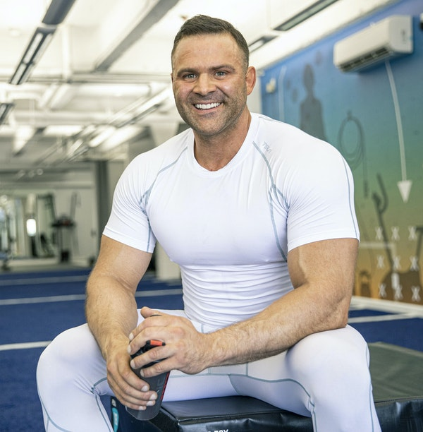Leaving Wall Street for the Gym: Top Tier Trainer, Jake Zemer Finds His Calling Image