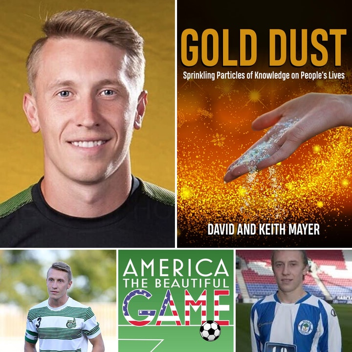 Matchday 11- David Mayer, author, podcaster, coach