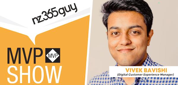 Vivek Bavishi on The MVP Show