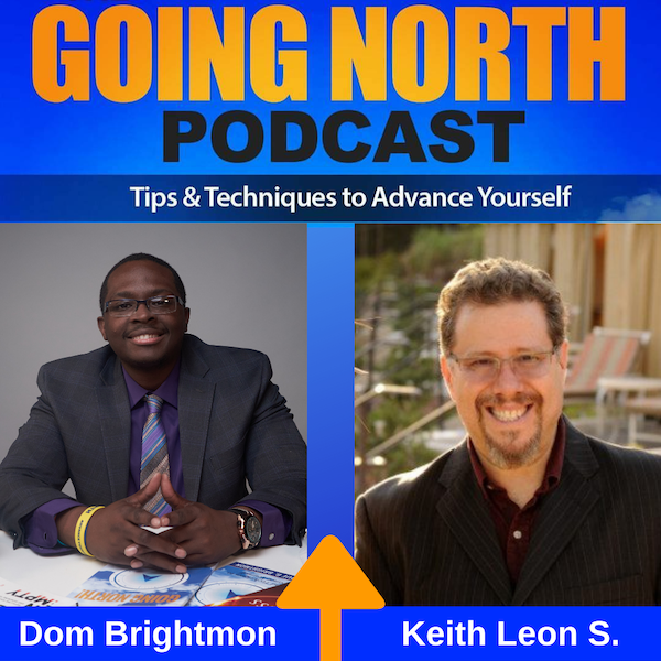"""Ep. 298 – """"Navigating The Clickety-Clack"""" with Keith Leon S. (@KeithLeon) Image"""
