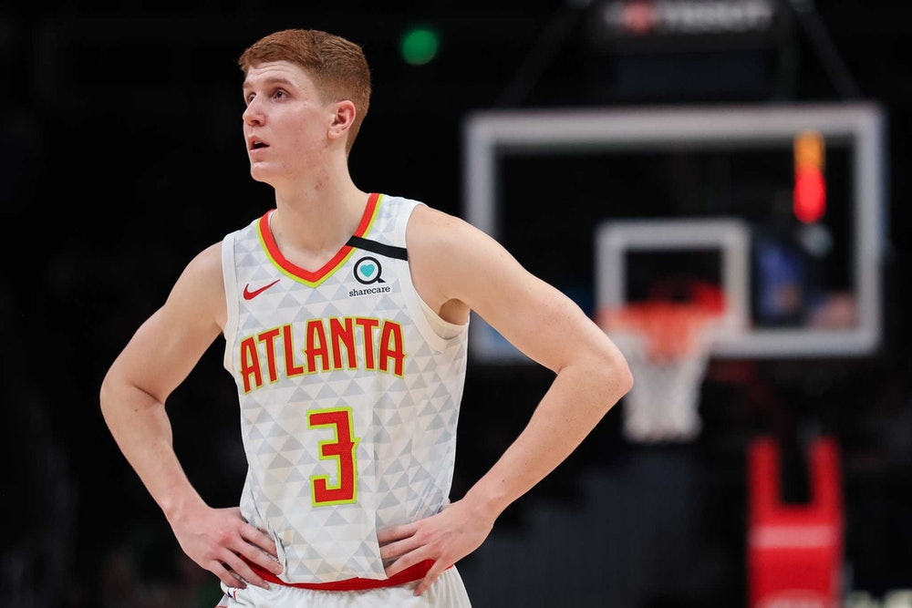 work hard in silence: a takeaway from Kevin Huerter.
