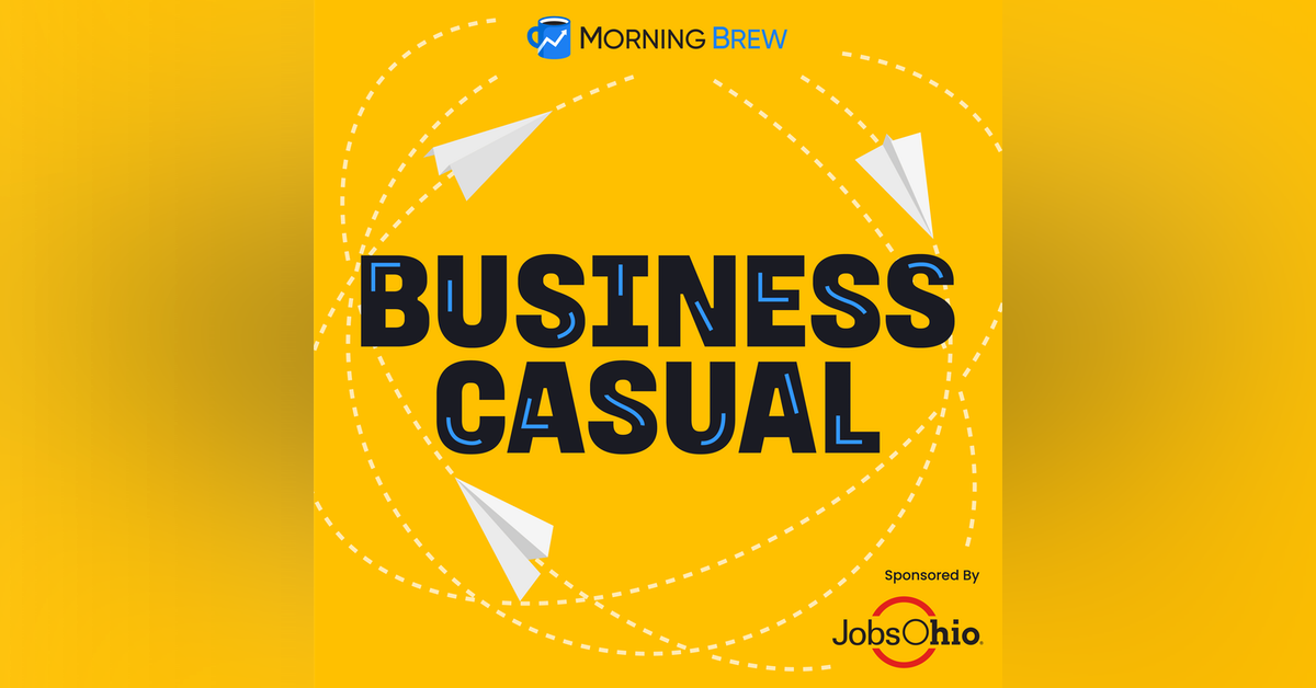 Business Casual Newsletter Signup