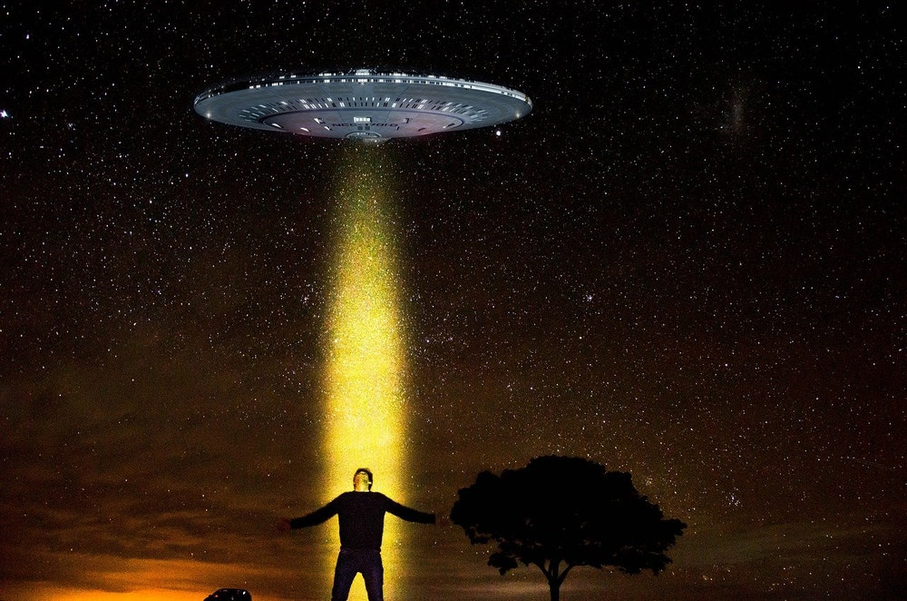 An Extra-Terrestrial and Paranormal Personal History