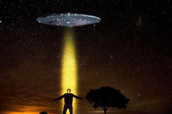 An Extra-Terrestrial and Paranormal Personal History Image