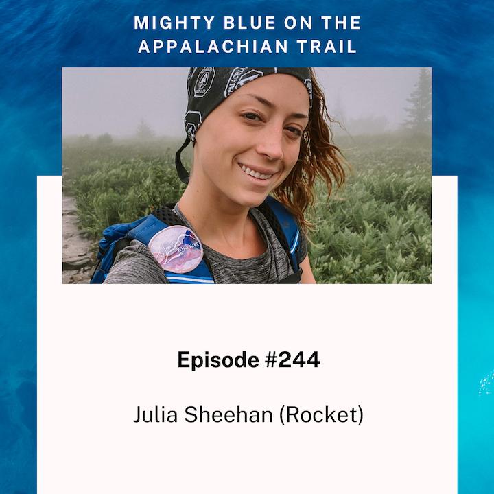 Episode #244 - Julia Sheehan (Rocket)