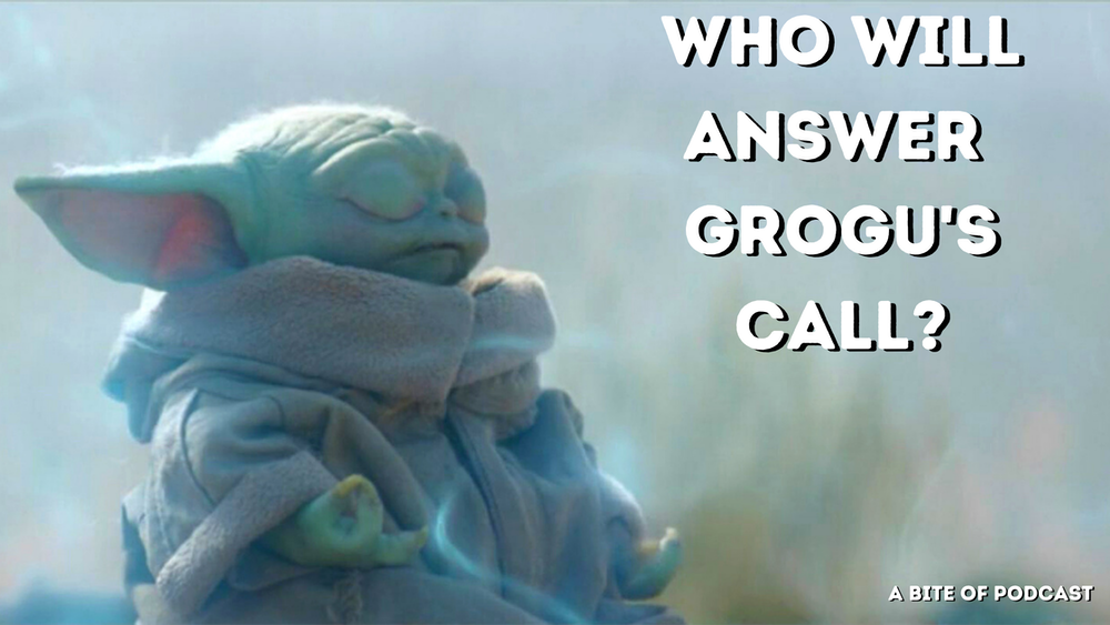 Who will answer Grogu's call?