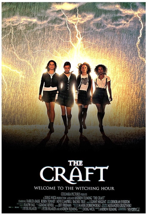 The Craft (1996) ft. Paige from Reverie True Crime | Discussion/Review