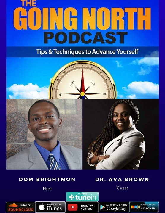 """79 - """"The Mango Girl"""" with Dr. Ava Brown (@AvaBrown24)"""