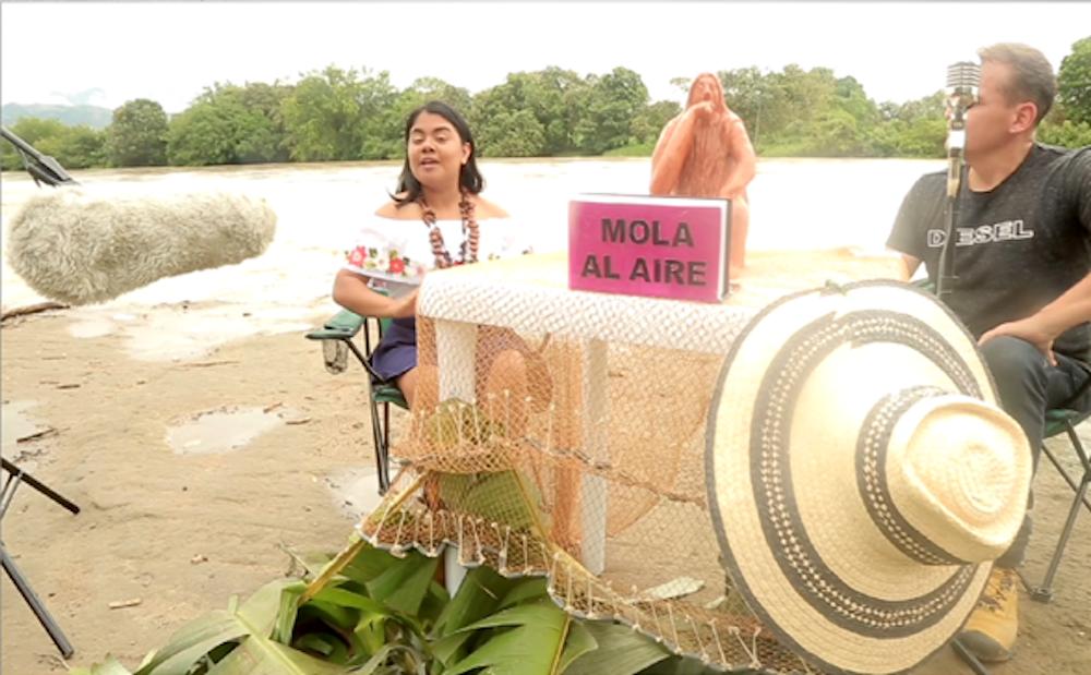 Los Pijao tienen un podcast contra el olvido de su lengua