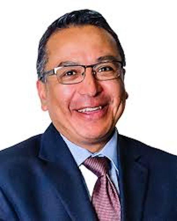 Superintendent, Gustavo Balderas