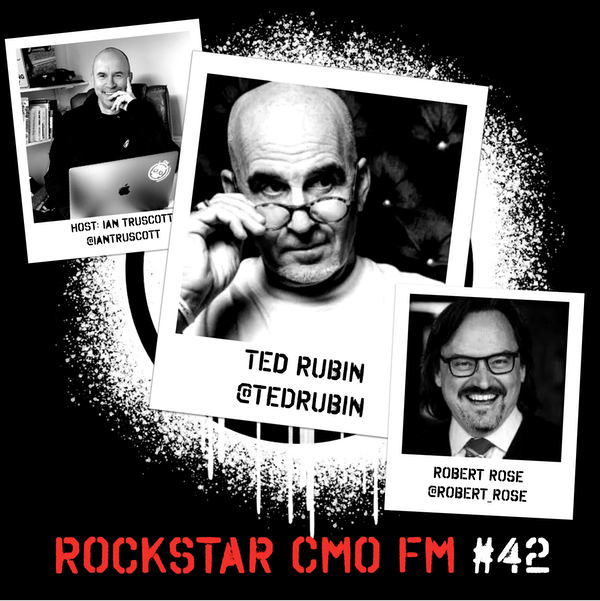 #42: The Ted Rubin, Robert Rose and a Boxing Day Cocktail Episode Image