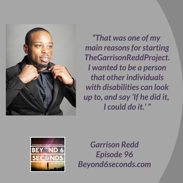 Episode 96: How para-powerlifter Garrison Redd is disabling limitations Image