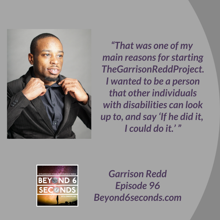 Episode 96: How para-powerlifter Garrison Redd is disabling limitations