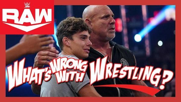 GOLDBERG & SON - WWE Raw 8/2/21 & SmackDown 7/30/21 Recap Image
