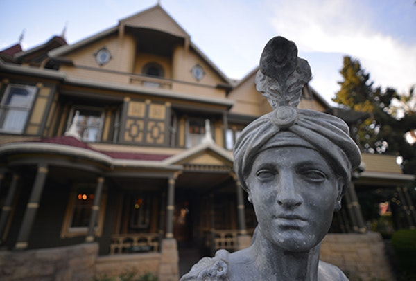 40: The Winchester Mansion Image