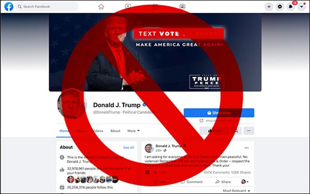 Unfriending Trump
