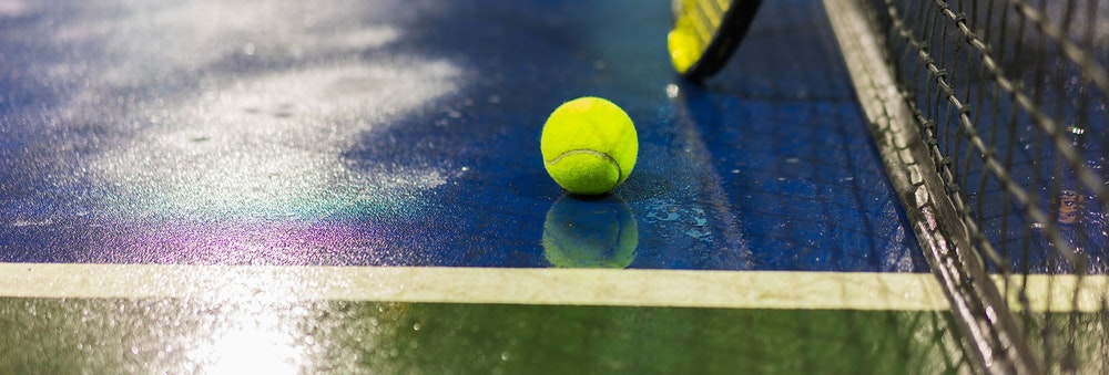 How the weather impacts a tennis match