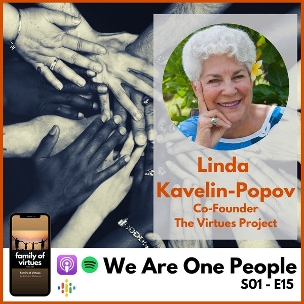 We Are One People with Linda Kavelin-Popov Image