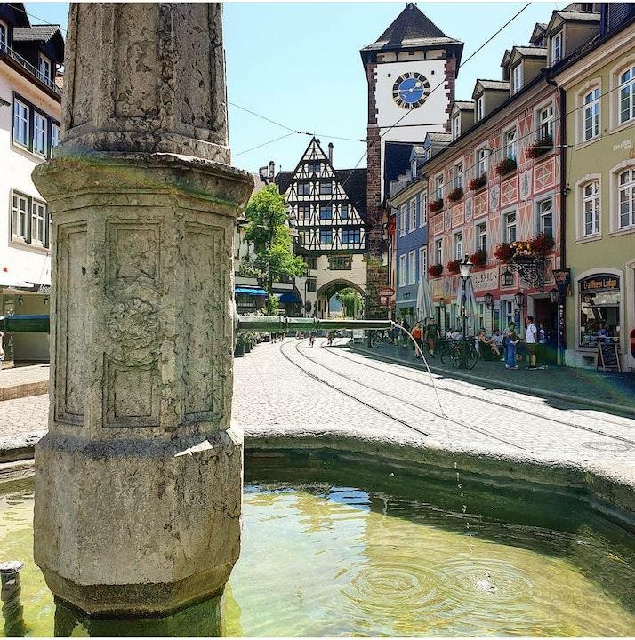 Travel Germany: Freiburg