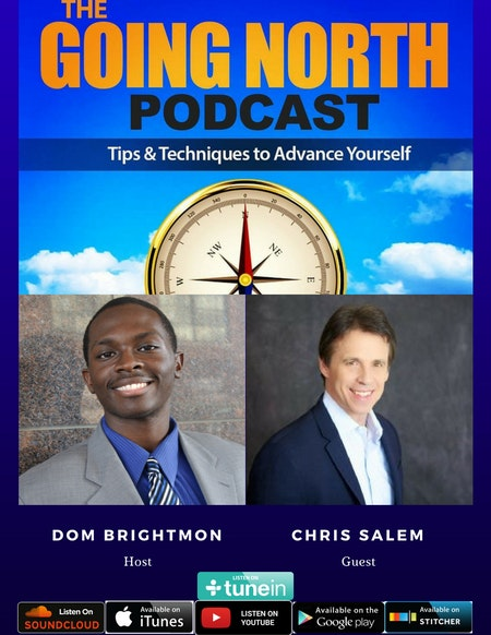 "46 - ""Prosperneurship"" with Chris Salem (@WHealthteam) Image"