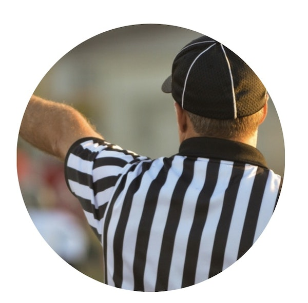 What's in a ref's pocket? Where are the females?