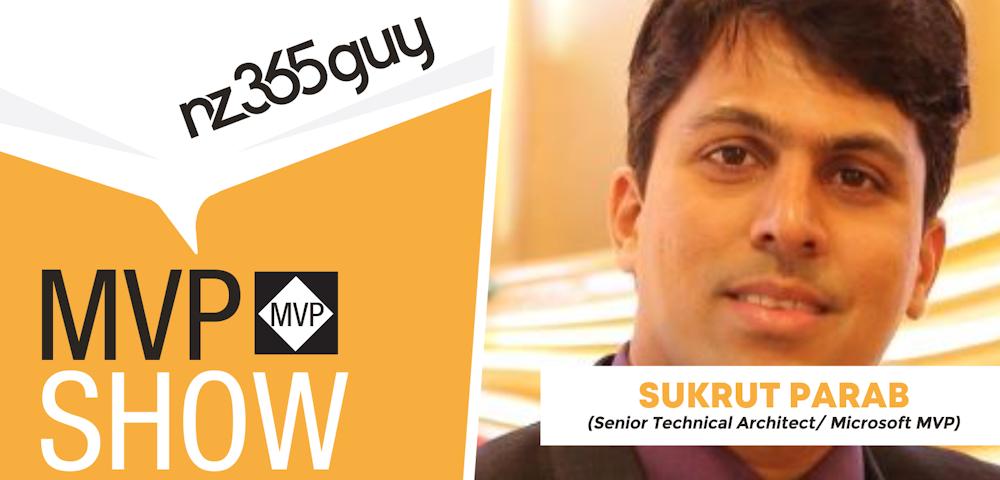Sukrut Parab on The MVP Show