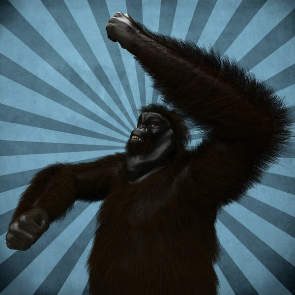 32: The Haunted Monkey Situation Image