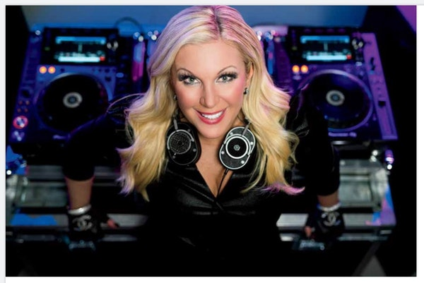DJ April Larken on her fearless pivot from stay-at-home Mom to highly sought after DJ Image