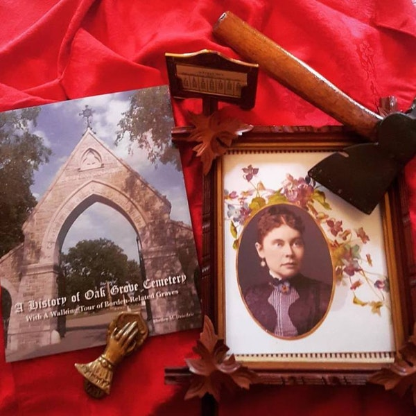 Episode 55 - Oak Grove Cemetery and the Borden Family in Fall River, Massachusetts Image