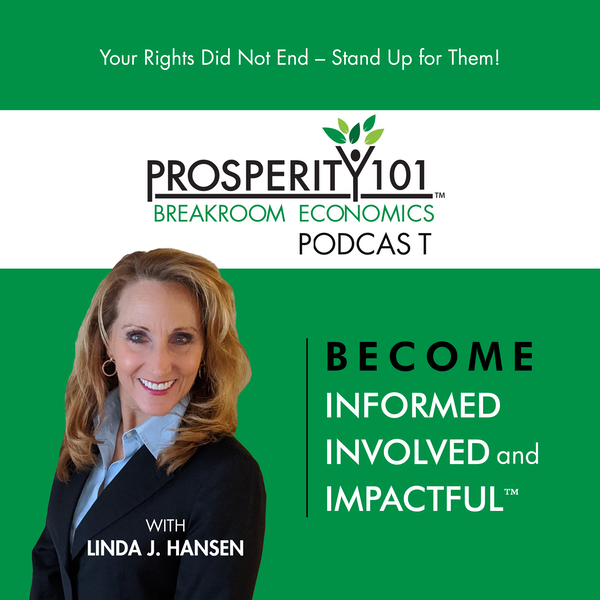 Your Rights Did Not End – Stand Up for Them! – Linda J. Hansen [Ep. 45]