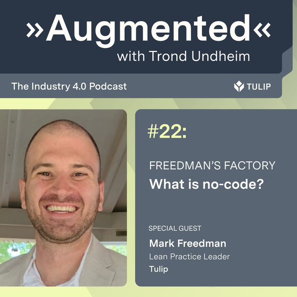 Freedman's Factory: What is nocode? Image