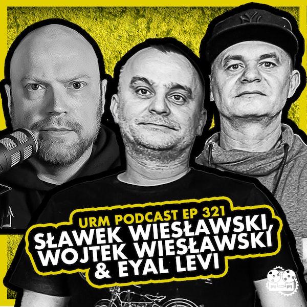 EP 321 | Sławek and Wojtek Wiesławski Image
