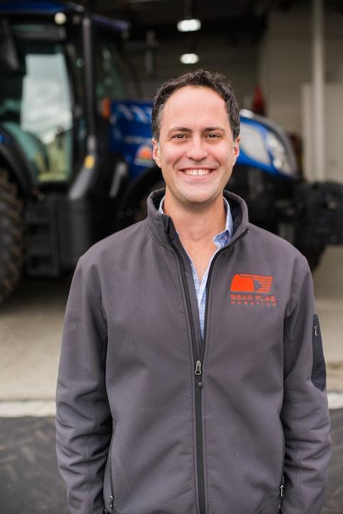 618 - Igino Cafiero (Bear Flag Robotics) On Enabling Autonomous Tractors