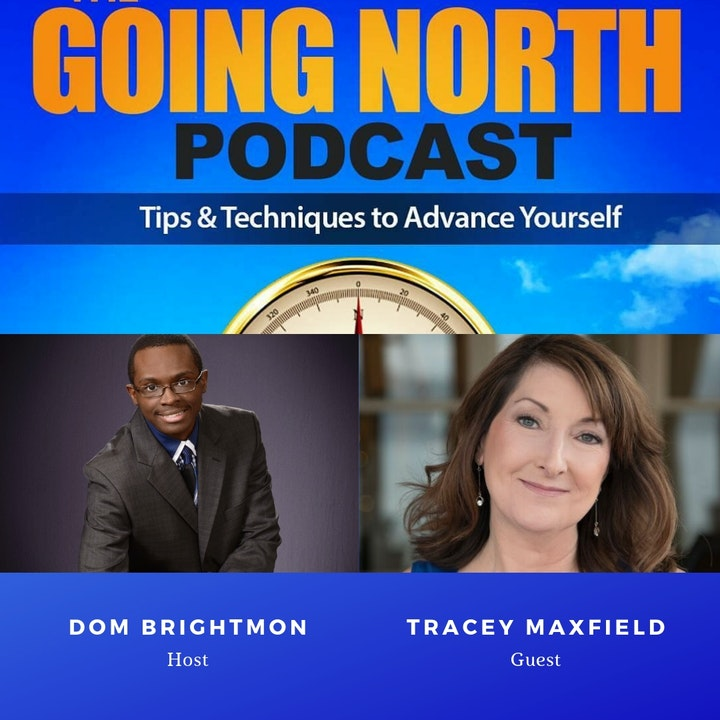 """116 - """"Escaping the Rabbit Hole"""" with Tracey Maxfield (@maxfield_tracey)"""