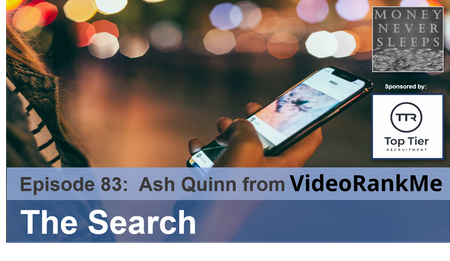 083: The Search: Ash Quinn and VideoRankMe Image