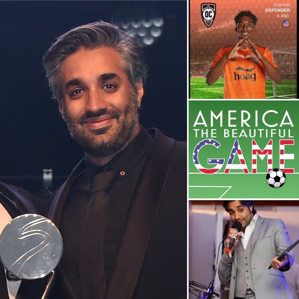 Matchday 18 - Sanjit Atwal, data-led sports marketing expert and co-founder of Halfspace Image